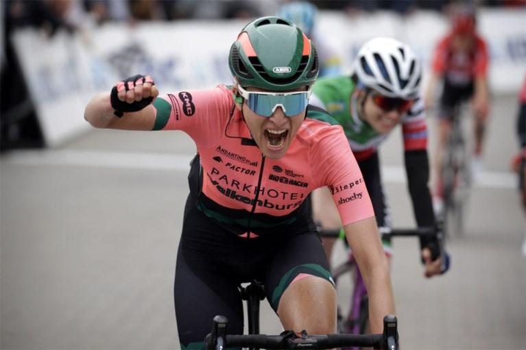 Wielrenster Sofie De Vuyst test positief op anabole steroïden