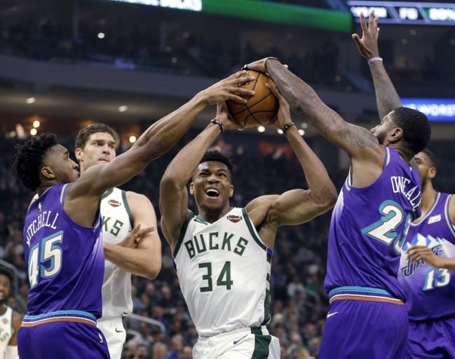 Antetokounmpo schittert (opnieuw) in NBA met vijftig punten voor Milwaukee Bucks