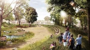Primeur: Lommel nodigt de wildernis uit in de stad