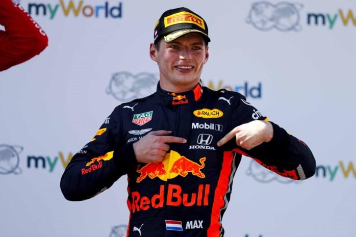 Goed nieuws voor Verstappen: Honda verlengt F1-contract