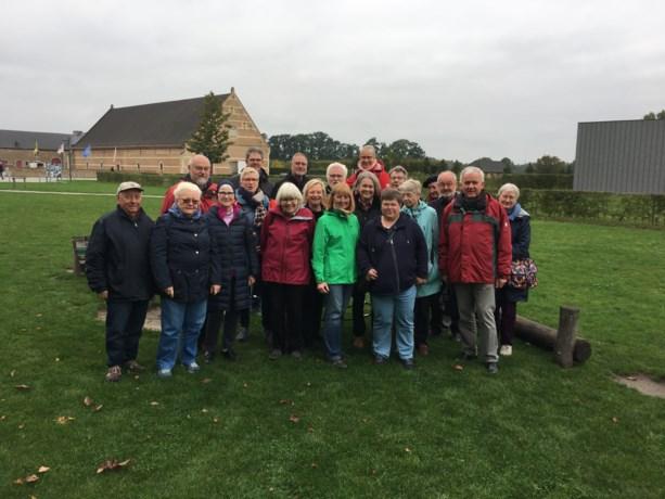 Groep uit partnerstad Detmold bezoekt Hasselt