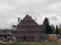 Eerste houtskeletbouw in Wijshagen