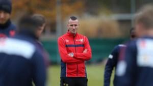 Nicky Hayen leidt eerste training in post Brys-tijdperk