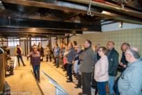 Landelijke Gilde Mielen-boven-Aalst bezoekt Stroopfabriek in Borgloon