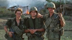 TV-TIPS. Een spannende liefdesontknoping of toch maar de bikkelharde vietnam-oorlog?