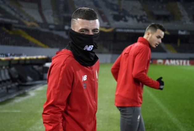 Preud'homme offert Amallah op voor basisplek Lestienne in Europa League tegen Vitoria Guimaraes