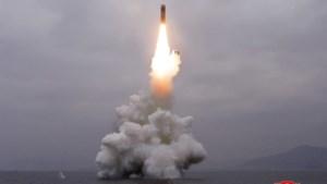 """""""Noord-Korea vuurt opnieuw raket af"""""""