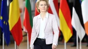 Von der Leyen mag aan de slag met nieuwe Commissie