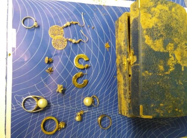 Politie zoekt eigenaar van dit juwelenkistje