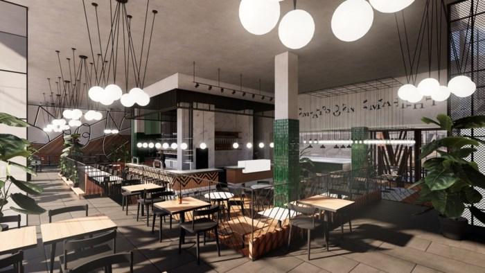 Quartier Bleu in Hasselt zal twee nieuwe horecaconcepten huisvesten