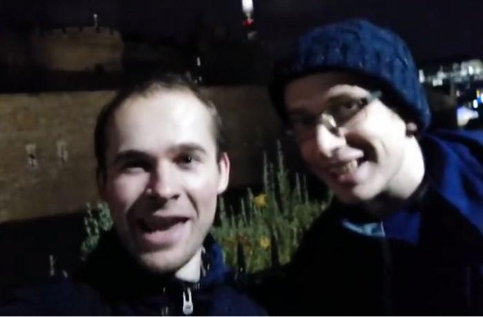 Vrienden van Hasselaar Robin (23) verbreken wereldrecord om hem te eren