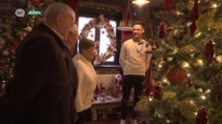 Grootste kersthuis in België staat in Alken