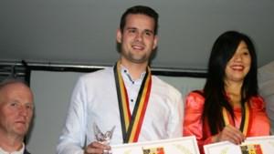Gert Rondags uit Bilzen Provinciaal Kampioen KBDB-Limburg 2019