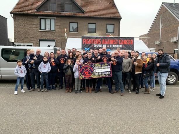 Fighters Against Cancer haalt 100.666 euro binnen voor de strijd tegen kanker