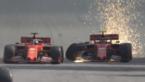 POLL. Wie was in fout bij de crash tussen de twee Ferrari's in Brazilië?