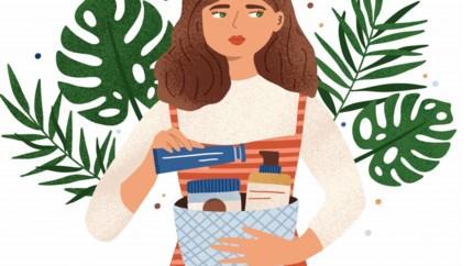 Huidverzorging is als koken: minder is soms meer