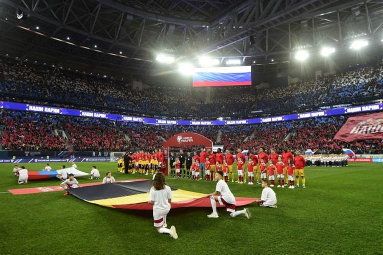 Rusland zeker op EK ondanks mogelijke dopingschorsing