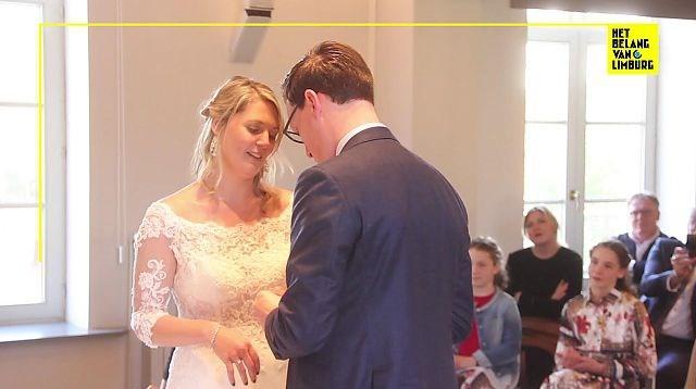 Burgemeester Dilsen-Stokkem stapt in het huwelijksbootje