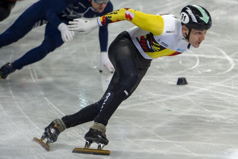 Hanne en Stijn Desmet worden derde in B-finale 1.500 meter