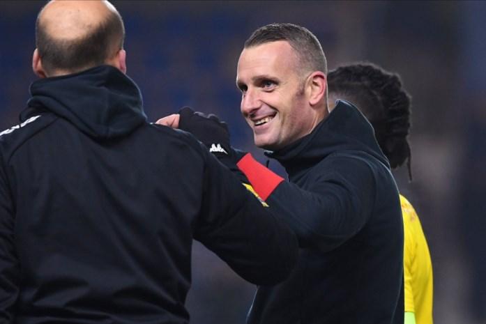 Nicky Hayen ook hoofdcoach tegen Club Brugge, daarna nieuwe evaluatie