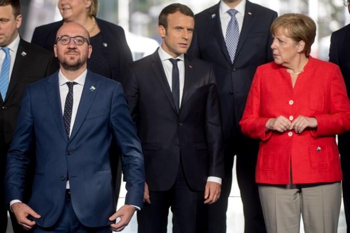Het nieuwe leven van Charles Michel: loon van 300.000 euro en zichzelf wegcijferen als voornaamste opdracht