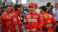 Ferrari betrapt met te veel brandstof?