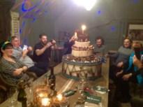 Bordeauxdog Resmee viert eerste verjaardag