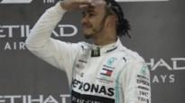 Hamilton sluit jaar af met zege, Verstappen tweede, Ferrari verdacht