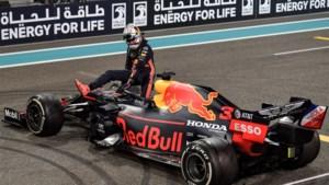 """Max Verstappen: """"Ik had motorprobleem, maar Lewis was toch te snel"""""""