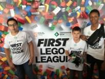 Atheneum Sint-Truiden behaalt net niet de top 15 bij de First Lego League