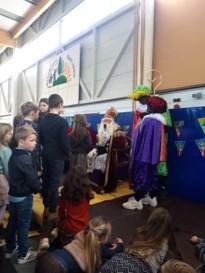 Sinterklaasontbijt bij KVLV-SInt-Joris