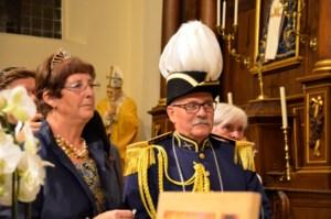 Inauguratie van keizer Hubert Scheepers