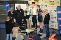 Sinds lang weer een Limburger Vlaams Kampioen baanwielrennen