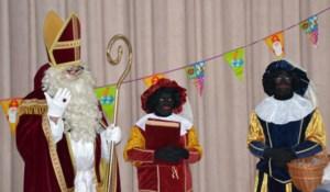 Sinterklaas op bezoek bij KVG Bocholt-Bree