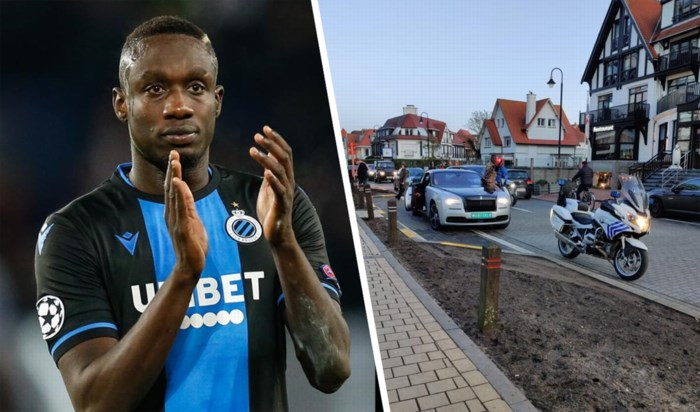 Diagne moet Rolls Royce afgeven na politiecontrole