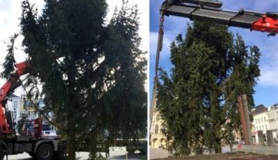 """Stad stuurt kerstboom terug wegen """"te lelijk"""""""