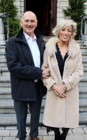 Maria en Philippe in Hasselt
