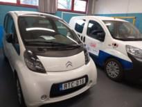Leerlingen 7 Auto-elektriciteit leggen examen af