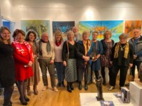 Eindejaarstentoonstelling bij Global Art in Tongeren