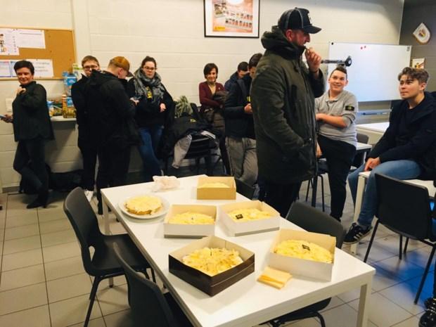 Kanaries eten smurfentaart na overwinning tegen KRC Genk
