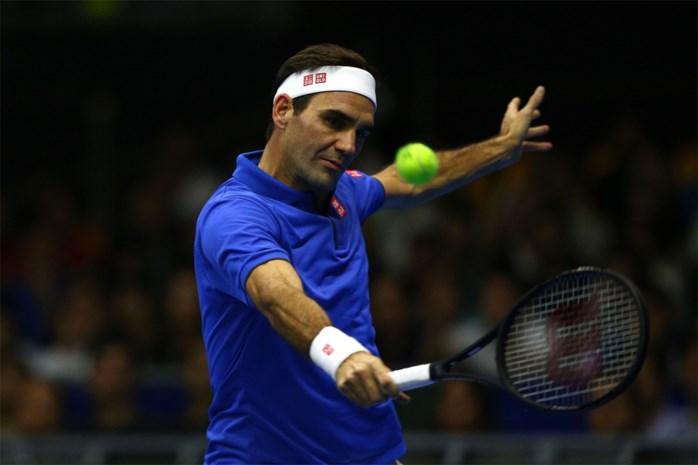Zwitserland eert Federer met eigen muntstukken