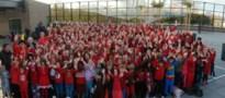 Sint-Ritaschool haalt bijna 9249 euro op voor het Rode Neuzen Project