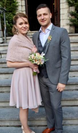 Tatjana en Jeroen in Hasselt