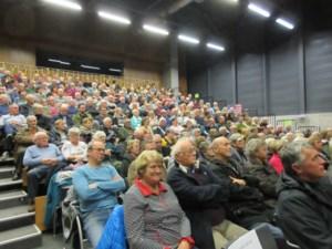 Honderden mensen bezoeken film over bevrijding in As