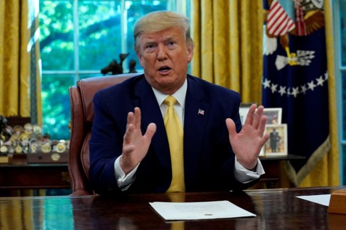 Trump kondigt importheffingen aan voor staal en aluminium uit Brazilië en Argentinië