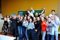 Atheneum Campus Van Eyck krijgt 4.500 euro voor uitwisselingsproject