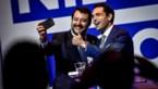 Vlaams Belang ontvangt extreemrechtse politicus Salvini als popster in Handelsbeurs