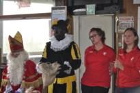 Sinterklaas op bezoek bij SK Meldert