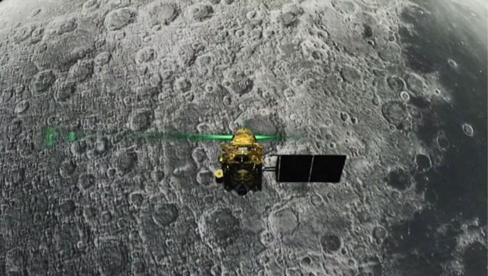 NASA vindt brokstukken van gecrashte Indiase maanlander