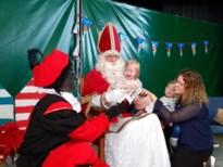 220 kinderen verwelkomen Sint en zijn Pieten in De Bammerd